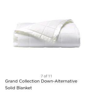 New grand collection downalternative blanket twin